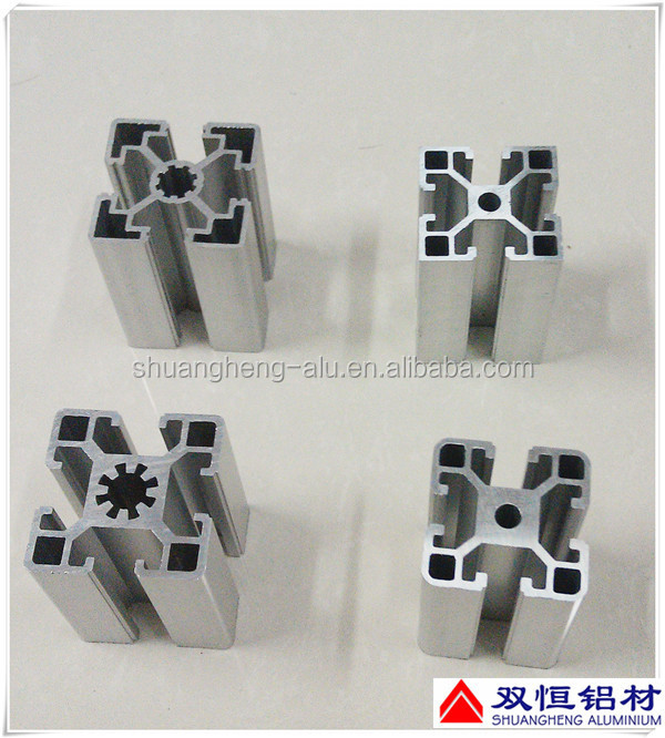 China Manufacturers T Slot Industrial Aluminum Extrusion Profile ...