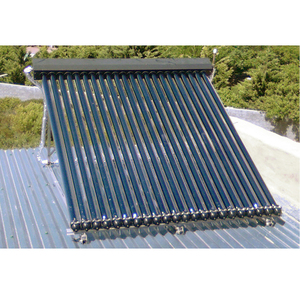 hot water heating system solar thermal collector Evacuated Tube Solar Collectors