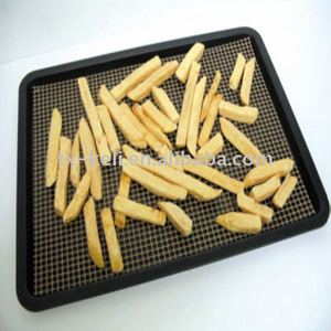 PTFE Non-stick Cooking Grid for steamer, oven, pizza, BBQ
