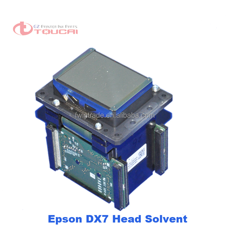 Roland FH/VS/RA/RE/XF 640 inkjet printhead solvent dx7