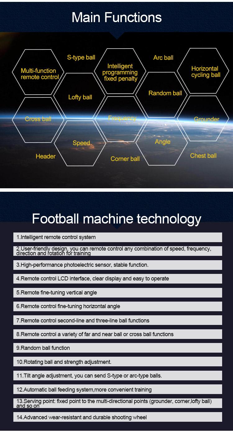 Football Soccer Training Equipment Soccer Machine Soccer Trainer - Buy  Soccer Machine,Football Soccer Training Equipment,Soccer Trainer Product on