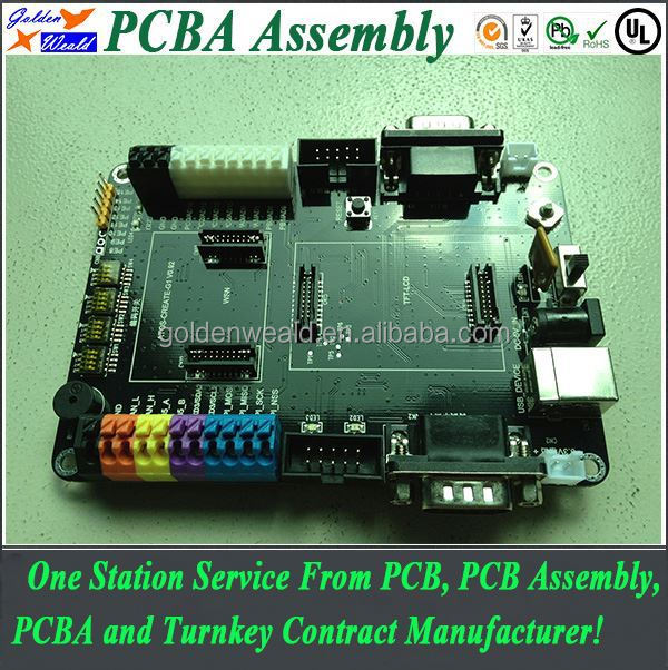 pcb assembly service/pcba Home security access control board assembly pcba manufacturers in china