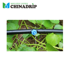pressure compensation dripper irrigation