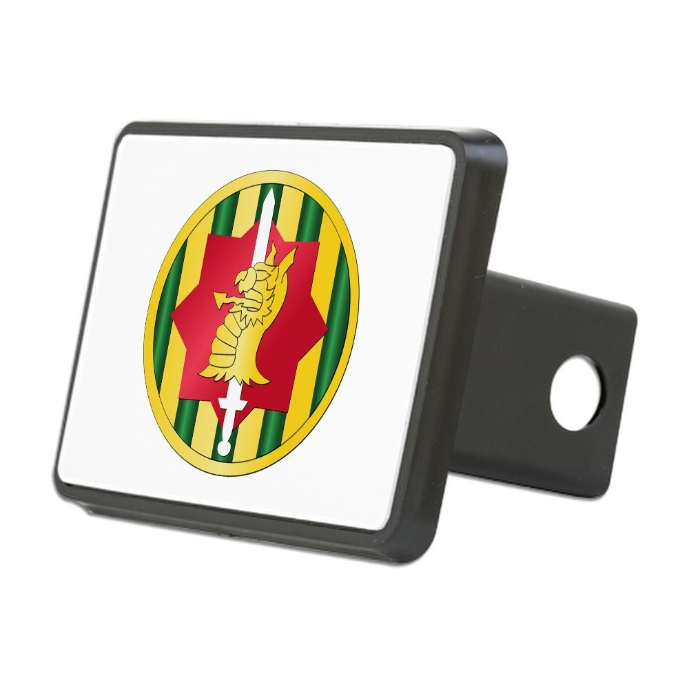 CafePress - SSI - 89Th Military Police Bde Rectangular Hitch C - Trailer Hitch Cover, Truck Receiver Hitch Plug Insert