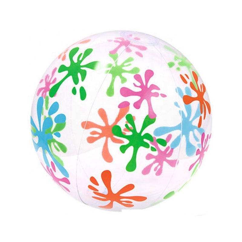 Water sports game pool play Inflate PVC beach ball