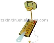 Wooden Basketball desk game