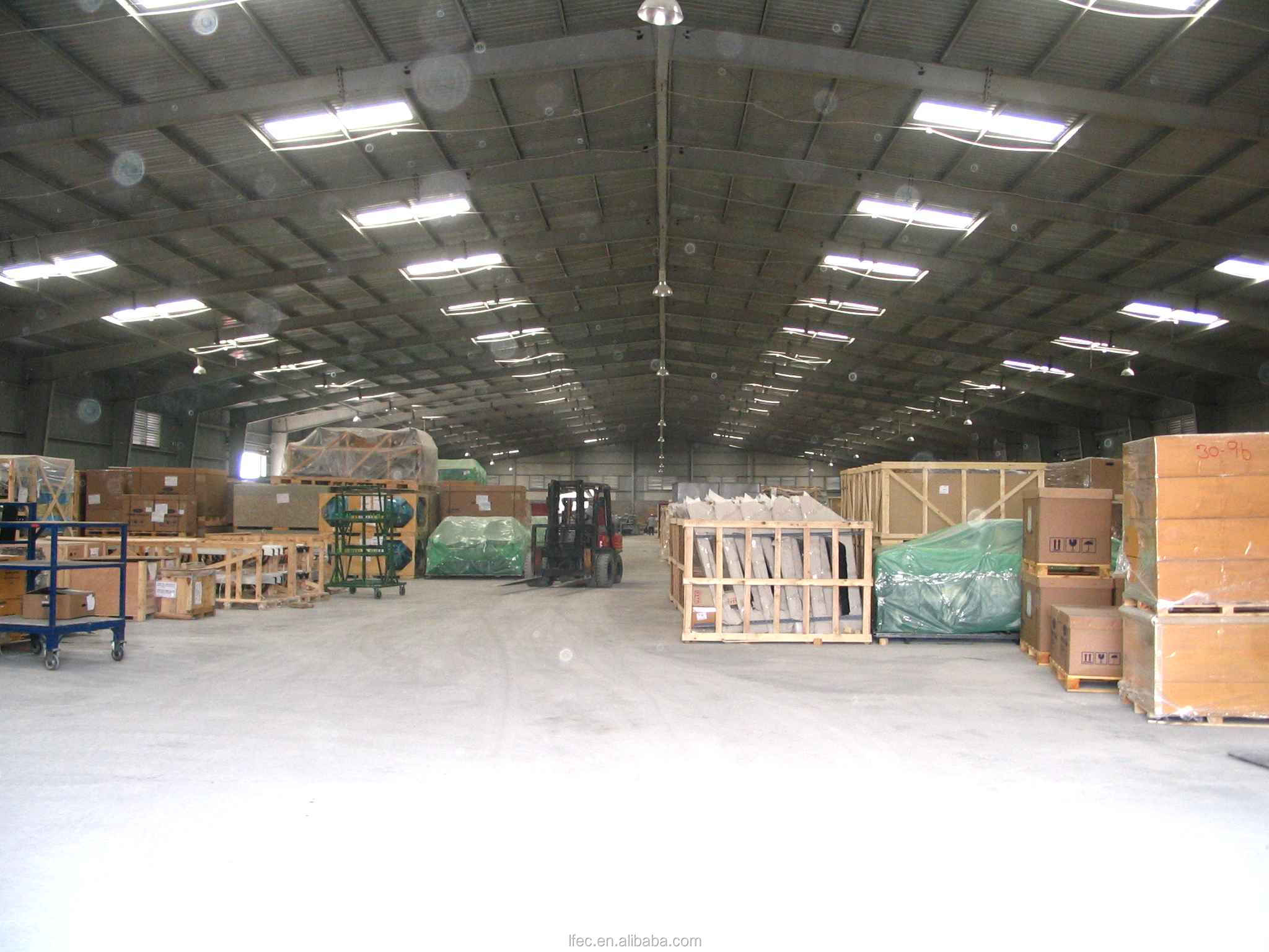 High Quality Stainless Prefab Steel Structure Workshop