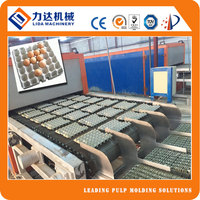 Low price egg tray machine