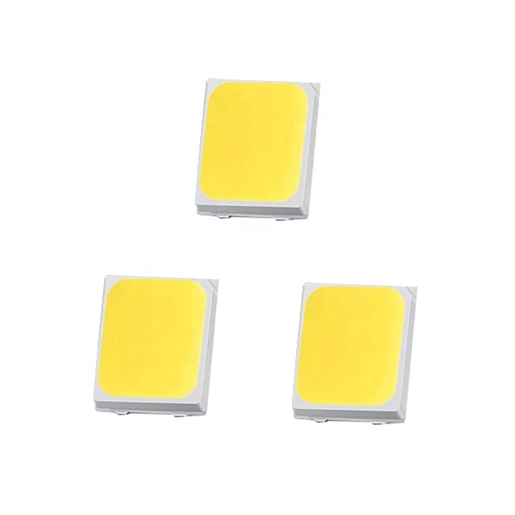 Strip led 2835 Cool white(Double Chip) 1W 10000K 130-140lm 3-3.4V full color circular led display module led reflector bar s led