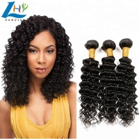 Wholesale Hair Unprocessed 8 To 30 Inch 100 Peruvian Human Hair Natural Black Color Virgin Cuticle Aligned Hair