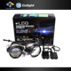 ECE approval Univeral led projector 55W D2S Q5 Car Clear lens light bi-xenon peugeot 308 angel eyes projector lens