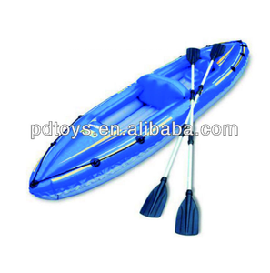 Wholesales New design Durable Inflatable Canoe