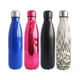 500ml/17oz stainless steel water bottle business cola, Cola Shaped Water Bottle with various colors