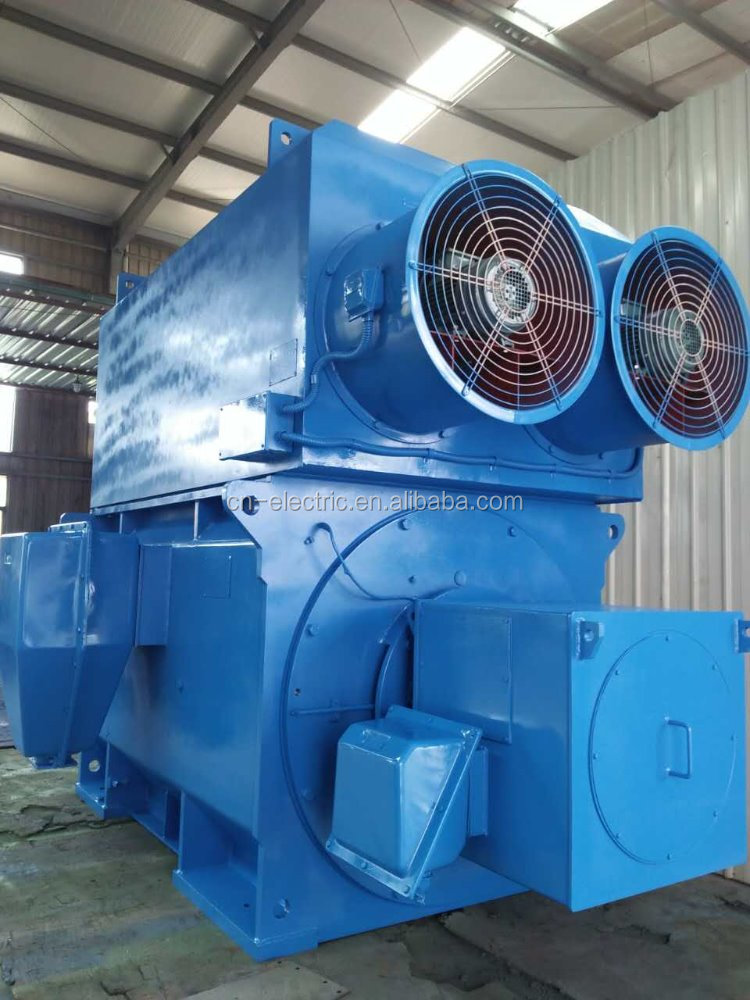 Sugarcane Rolling Mill Slip Ring Motor
