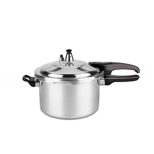 Aluminum Gas Pressure Rice Cooker Made with Super Aluminum Alloy
