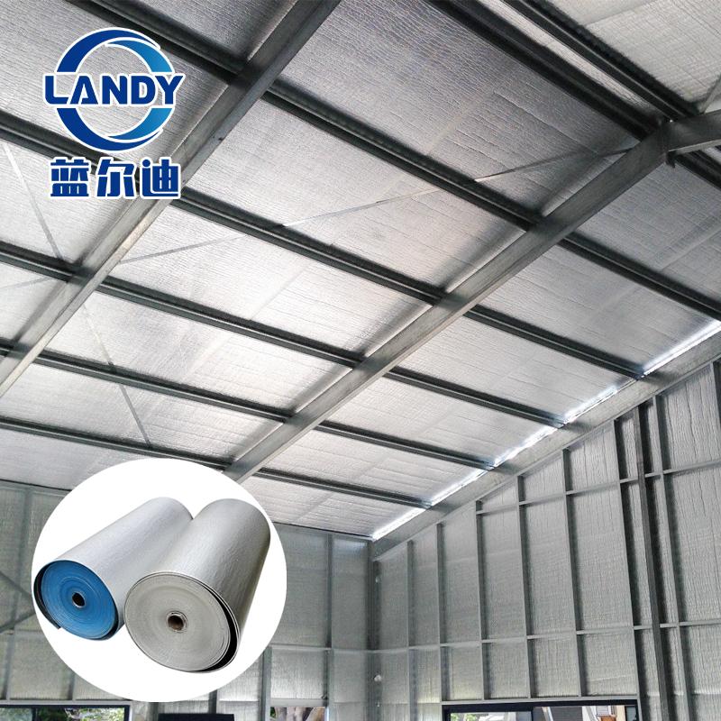 Factory Price Aluminium Foil Roof