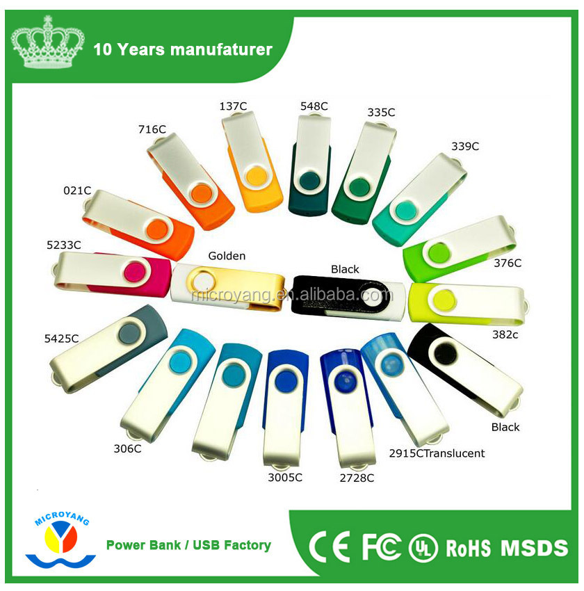 cheap usb flash drives wholesale,bulk stock cheap usb,rotating plastic usb flash disk 4gb usb pen drive
