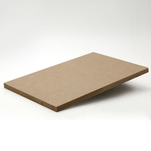 9mm waterbestendig mdf in fibreboards voor present