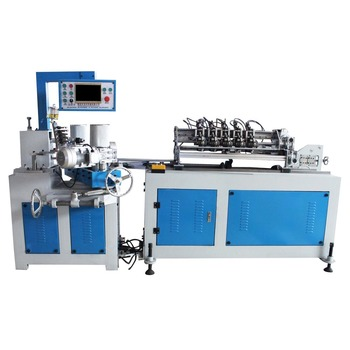 Hot sale environmental automatic paper straw making machine for drinking