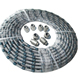 6.3mm 7.3mm Granite Cutting Diamond Wires Used On Gaspari / Breton Diamond Multi Wire Saw Machine