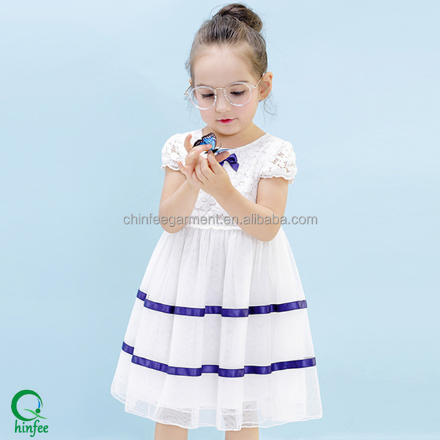 2016 Baby Girl Birthday Dresses For 3 To 5 Years Old
