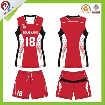efb920c27c sublimated printing couple's volleyball jersey professional volleyball  jersey women volleyball team uniforms designs