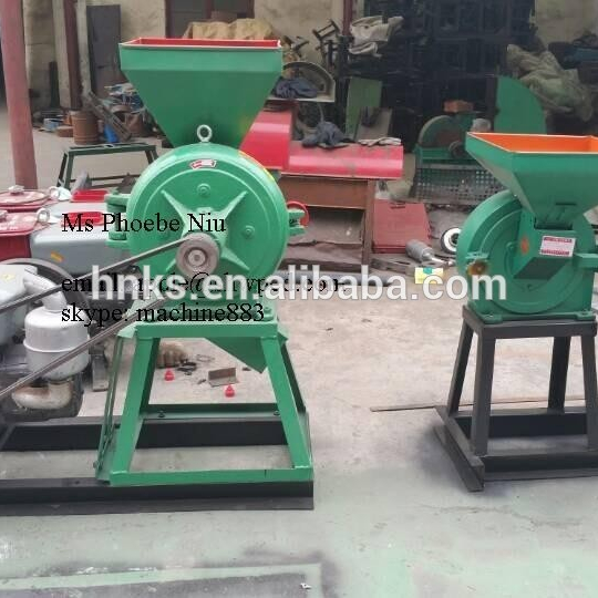 2018 hongxin super grain crusher/small grain crusher/เม็ดเครื่องบด