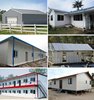 China cheap steel structure prefab homes building for sale