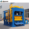 QT4-15 hydraulic fully automatic hollow/insulation/colorful paving block machine