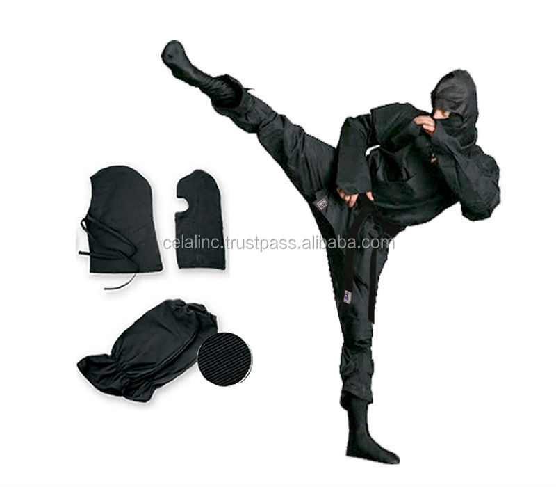 Martial Arts & Ninja Uniform Supplies