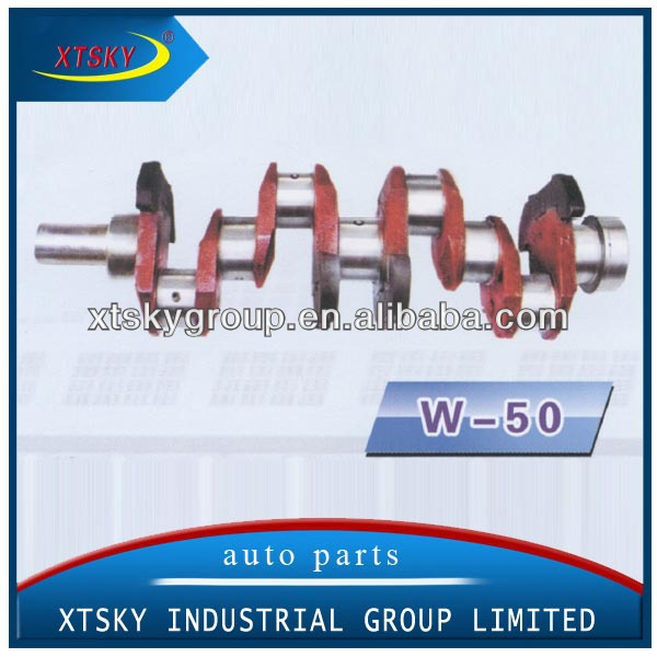 xtsky High quality crankshaft OEM number:W_50