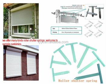 Rolling Aluminium Window Roller Shutter Parts/Roller Shutter Door  Accessories/Accessories Window Shutters