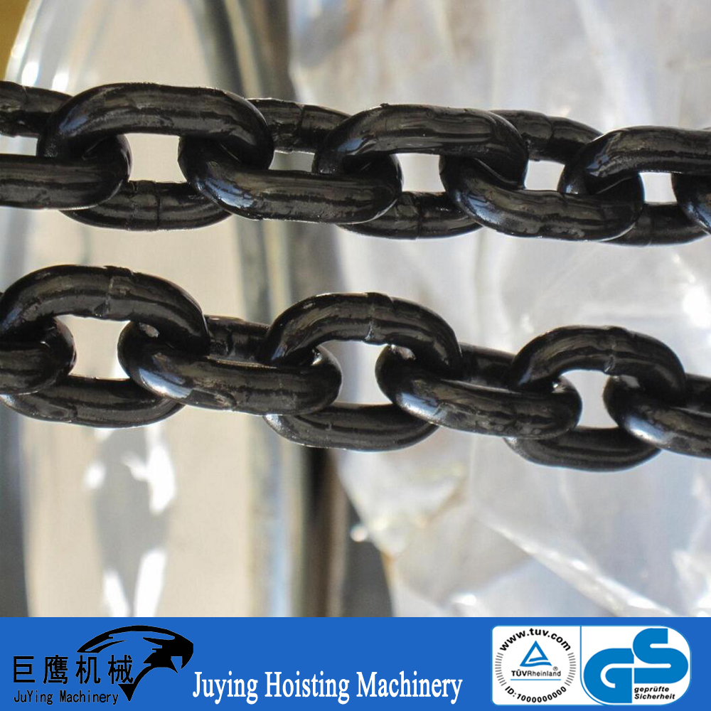 High quality Grade 80 alloy steel load chain, g80 chain link