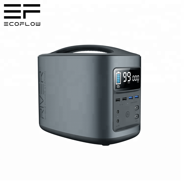 500W AC/DC/USB Outputs <strong>Solar</strong> Power Energy Backup Generator Australia