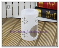 wholesale white crystal Essential Aroma Oil Burner