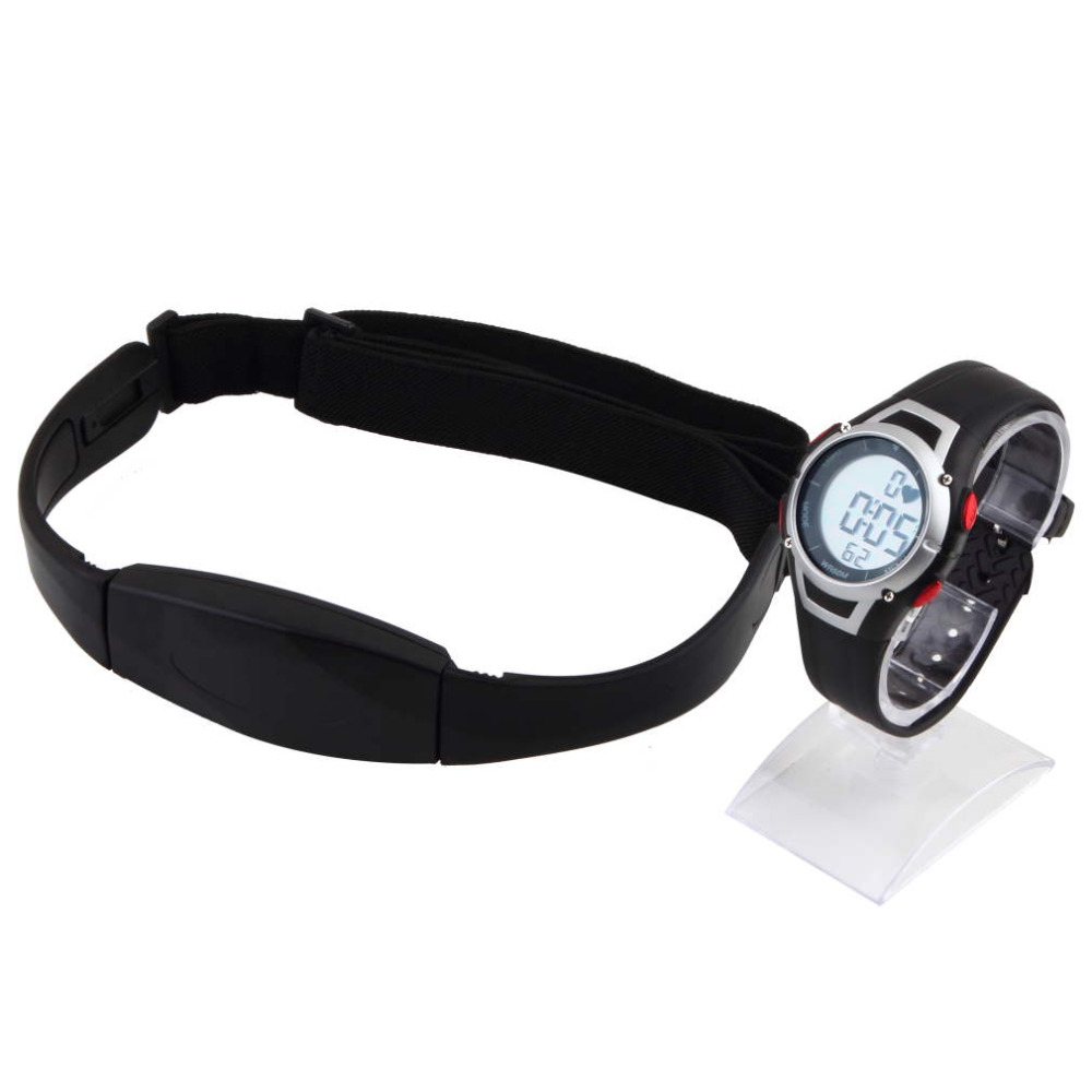 1Pcs 2015 New Heart Rate Monitor Sport Fitness Watch  Favor Outdoor Cycling
