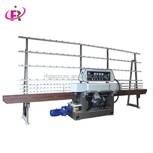 4 Spindle Glass Straight Line edge Grinding Machine