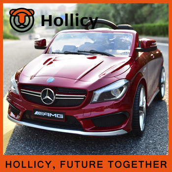 En71 low price children car ride on car kids licensed for Low cost mercedes benz