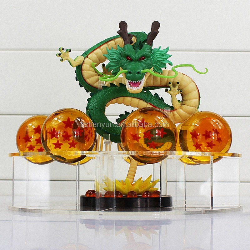 57mm Acryl Crystal Ball Dragon Ball Spielzeug Ball Made in China Factory