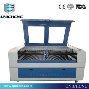 high performance 1600*1000mm stainless stee/carbon steel/metal cutting fiber laser cutting machine