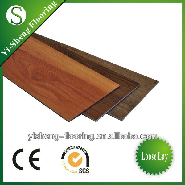 0.12-0.7mm wear layer durable pvc flooring for commercial hospital