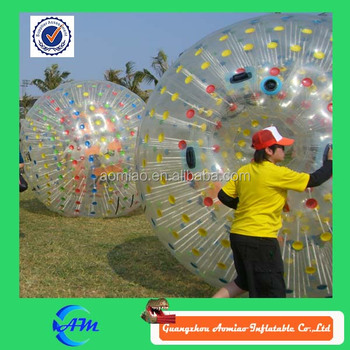 Esferas de plastico huecas grandes