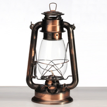 215GT retro nostalgia kerosene bronze lantern Home Furnishing outdoor camping supplies