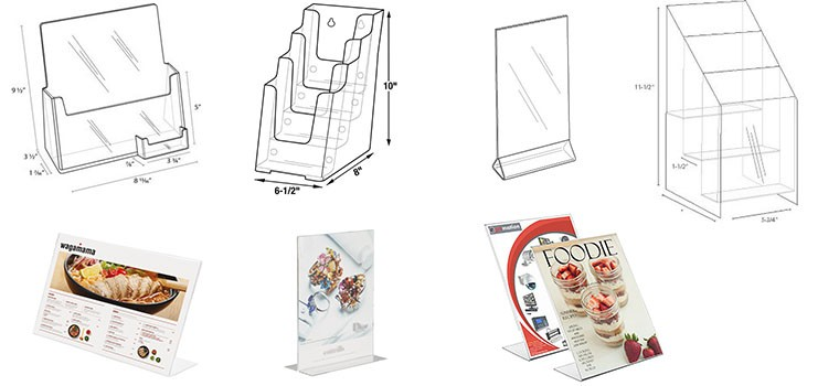 Customized Clear Acrylic Picture Frames Insert Sign Holder Acrylic Square Table Tent Stand  sc 1 st  Alibaba & Customized Clear Acrylic Picture Frames Insert Sign Holder Acrylic ...