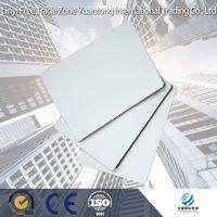 Acm Building Facing Materials Aluminium Composite Panel High Glossy