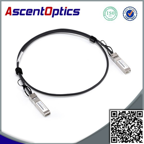 10G SFP+ DAC cable for Cisco compatible SFP-H10GB-CU1M Twinax Copper Cable
