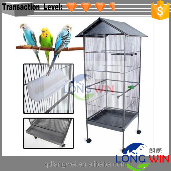 grande nouvelle cage oiseaux cage perroquet cage caisse. Black Bedroom Furniture Sets. Home Design Ideas