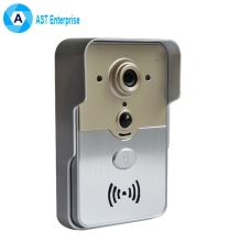 Home Security PIR Detection Intelligent waterproof Wireless WiFi Smart Visual Video Doorbell Supported App for iOS /Android