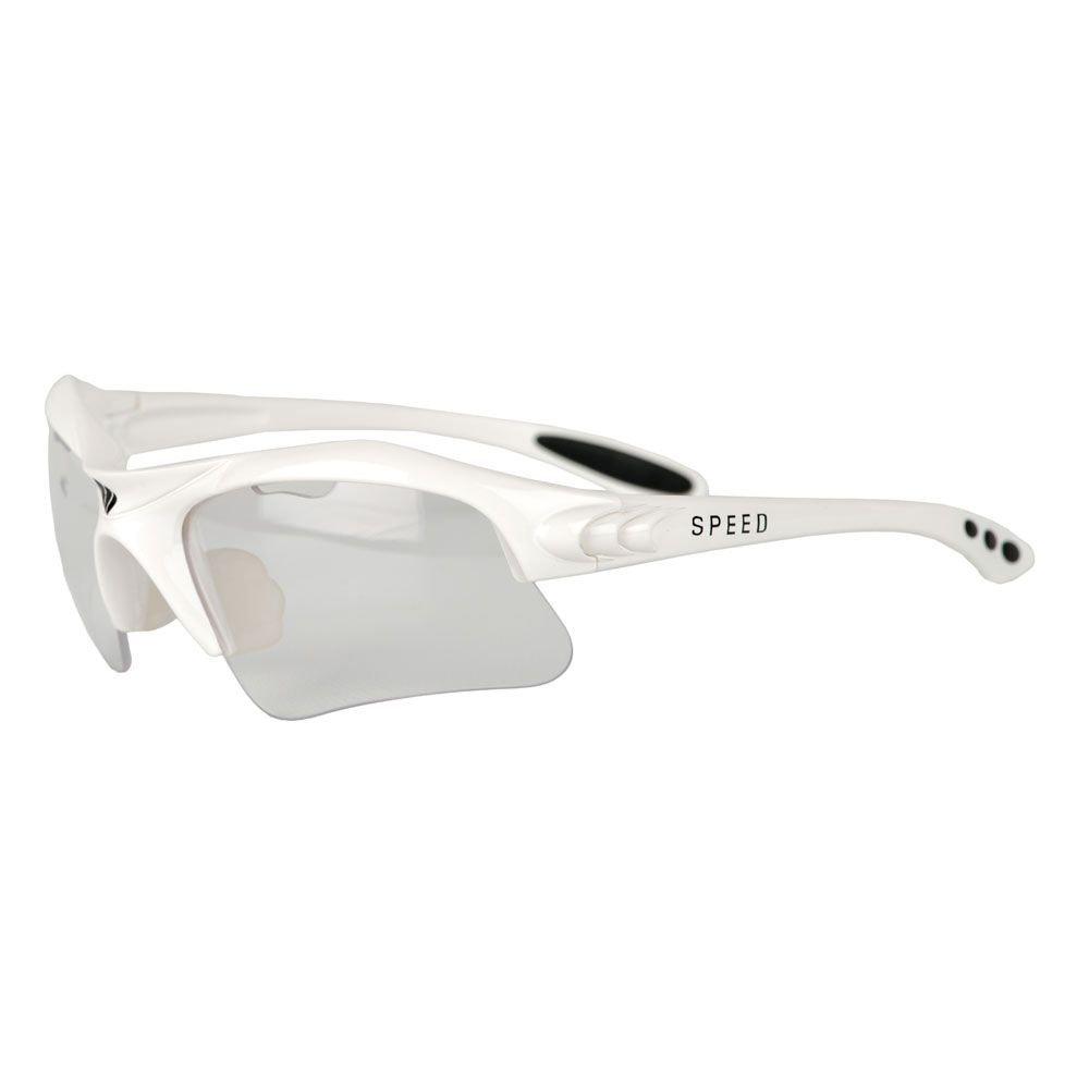 a1fe21b31220 Get Quotations · Ektelon Speed Racquetball Eyewear-White Black