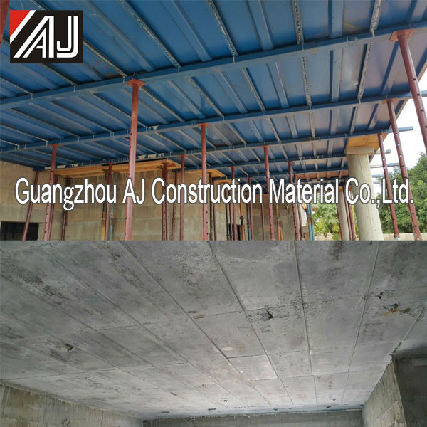 Guangzhou factory concrete slab table formwork